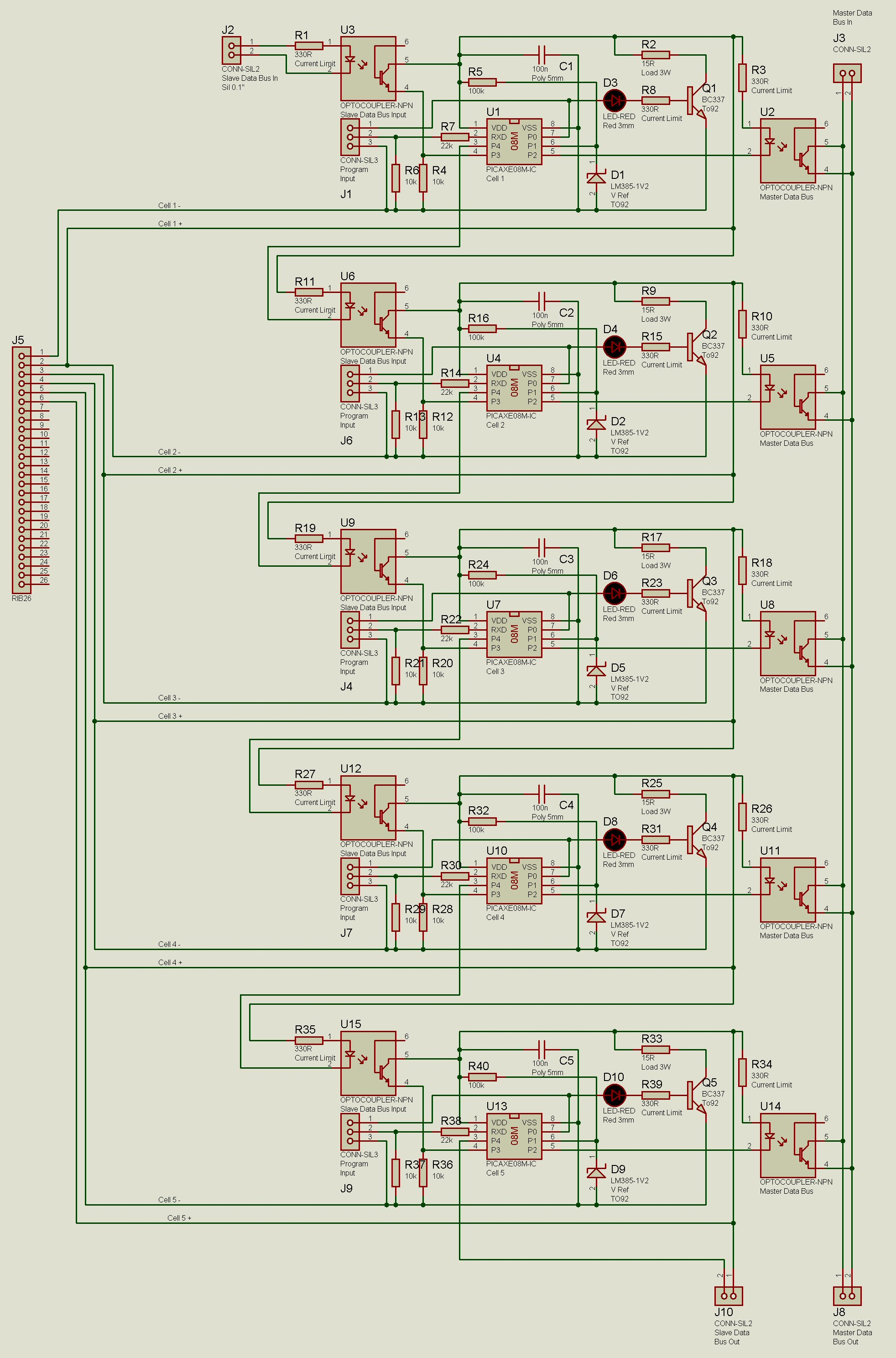 Lifepo4 Bms Circuit Diagram Efcaviation Ddc Wiring Library