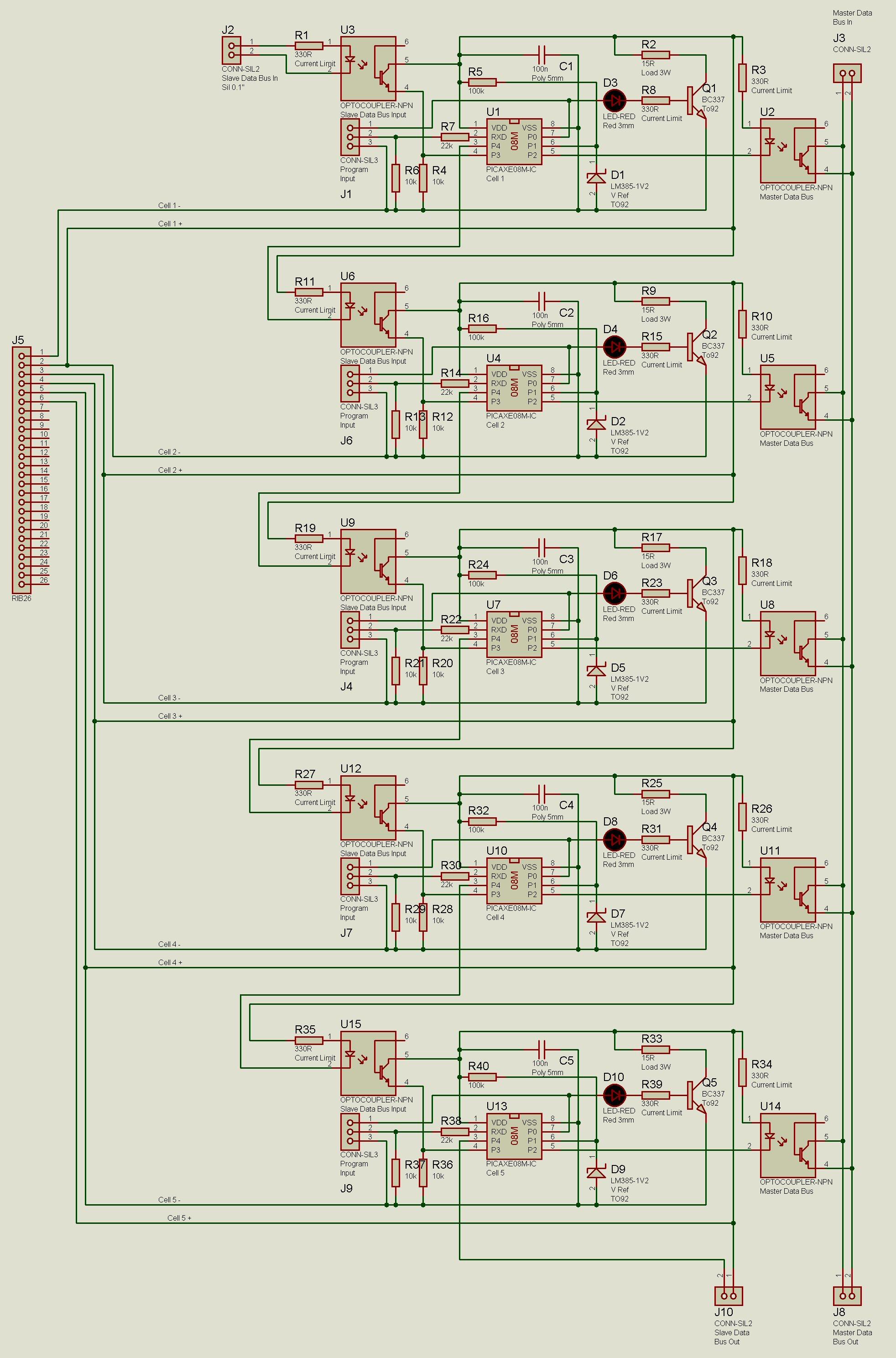 Lifepo4 Bms Circuit Diagram Efcaviation Ddc Wiring Library